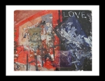 """Oeuvre initiale """"Love and Hate"""